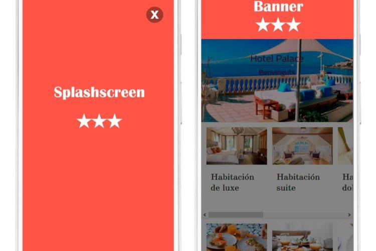 Publicidad personalizada – Banners